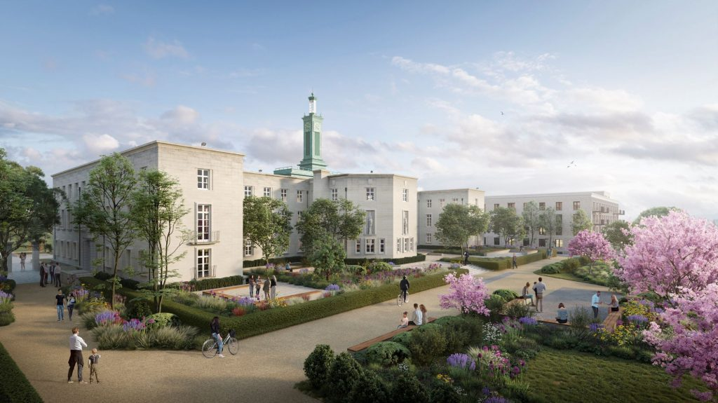 Green Light For Second Phase Of Waltham Forest Regeneration