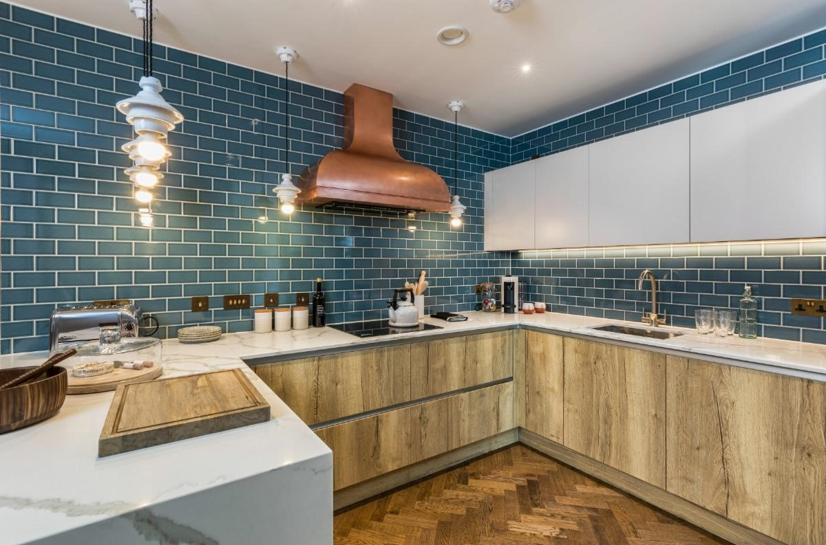 Quintain Living offers a kitchen for every taste