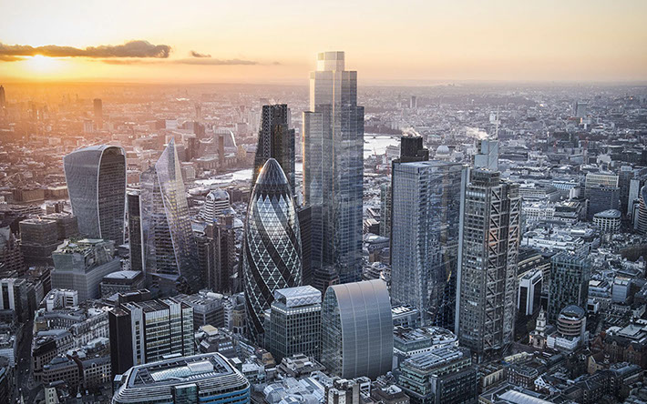 Chubb's Facial Recognition Technology Provides Access Control for London's Tallest Landmark Building