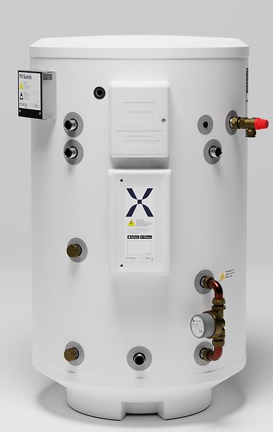It's Official: Mixergy's smart hot water tank can now enhance EPC ratings