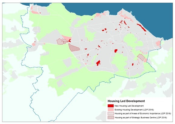 Proposed City Plan 2030 sets out sustainable future direction of development in Edinburgh