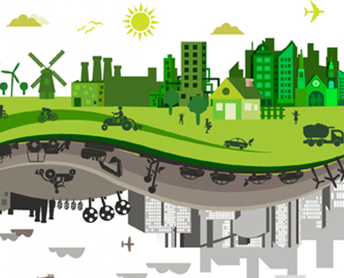 The built environment industry join forces to improve air quality and reduce GHG emissions across the UK