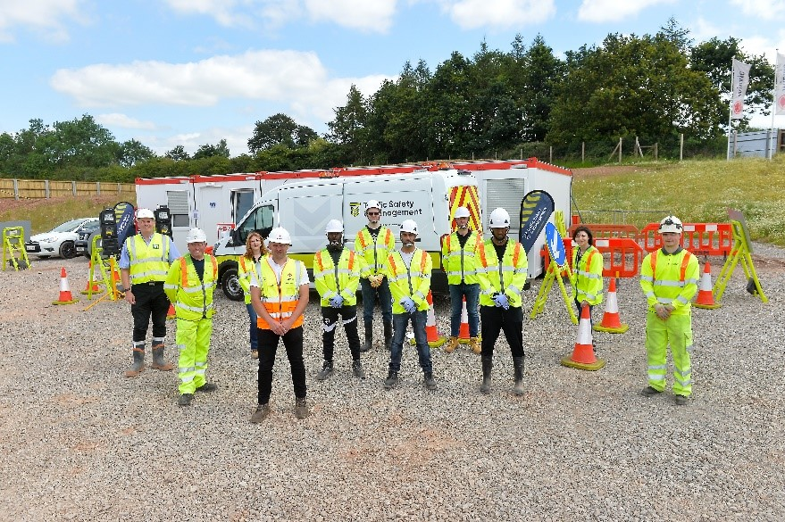 Winvic and IM Properties Launch first On-Site 'Future of Construction' Training Centre to Benefit People Across the Midlands