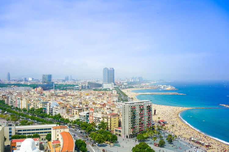 Brits are choosing Spain as their country of residence