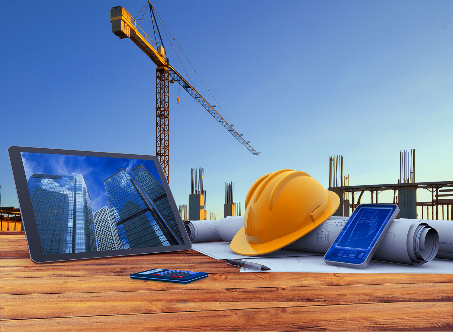 Mobile Reporting as A New Normal for Present-Day Construction Sites