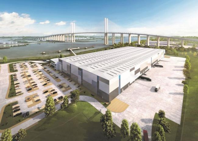 IKEA move to Kent as deal signed for former Littlebrook Power Station in Dartford thepowerhouse next to Amazon...