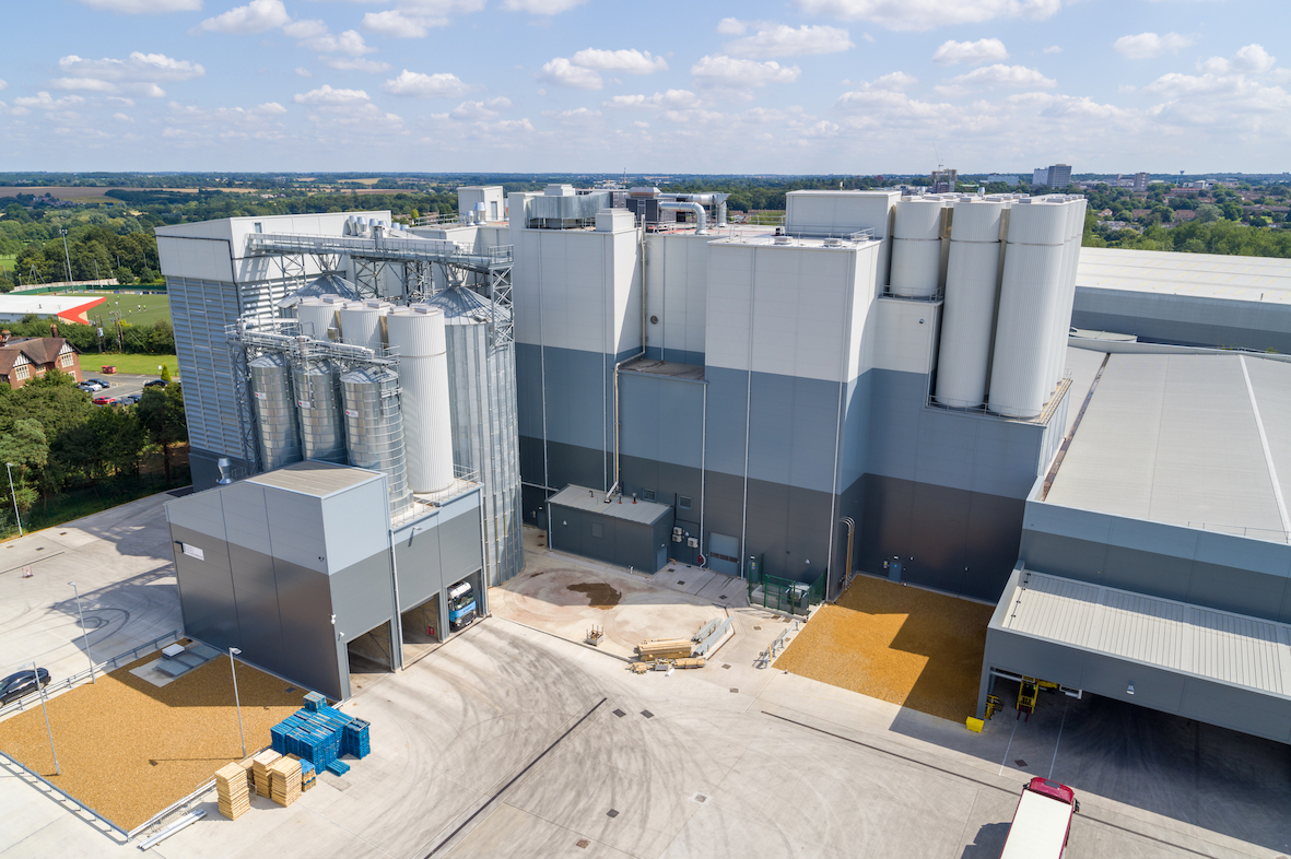 STATE-OF-THE-ART FLOUR MILL PROJECT COMPLETES