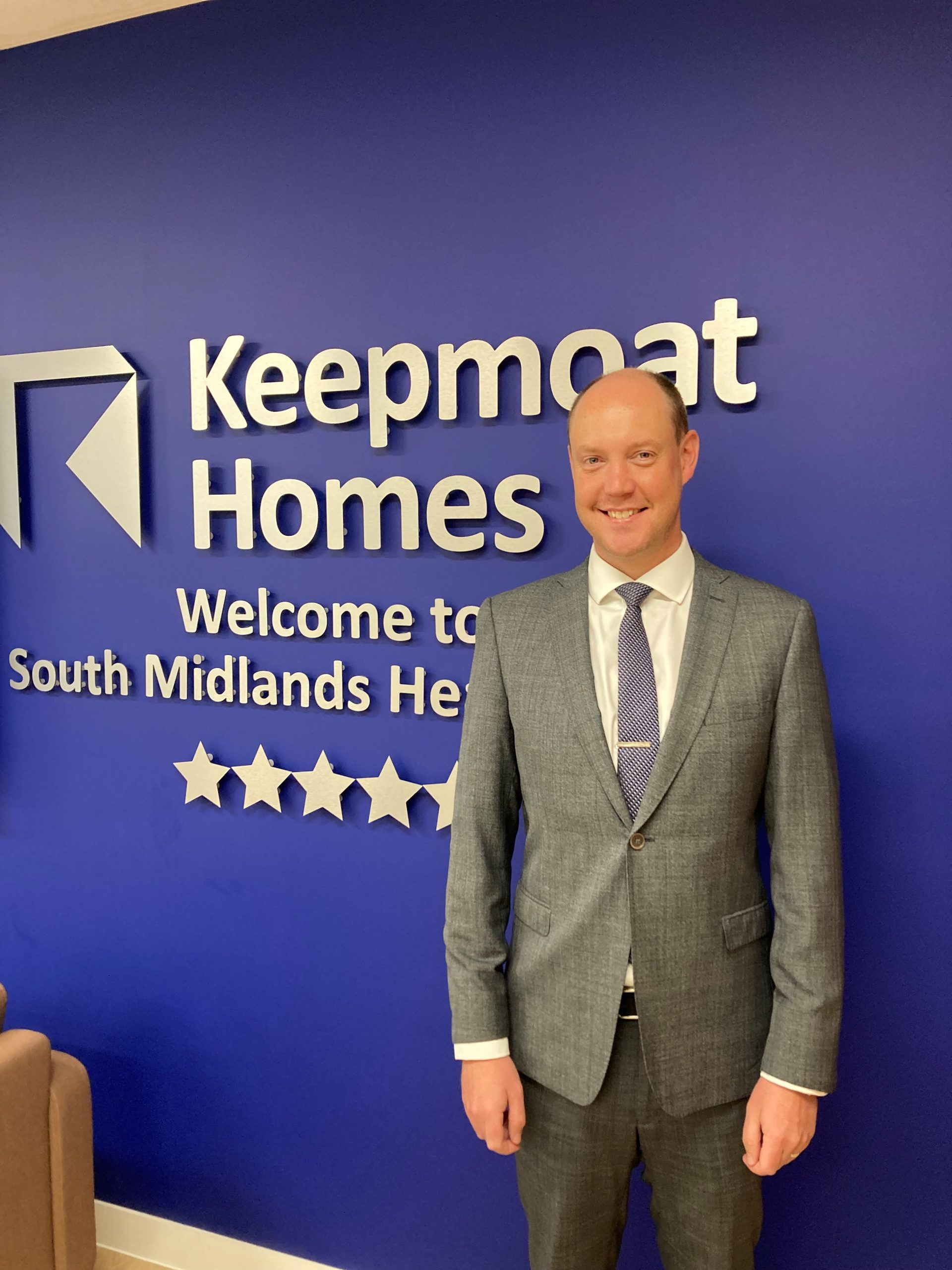 Keepmoat Homes South Midlands Welcomes New Land and Partnerships Director