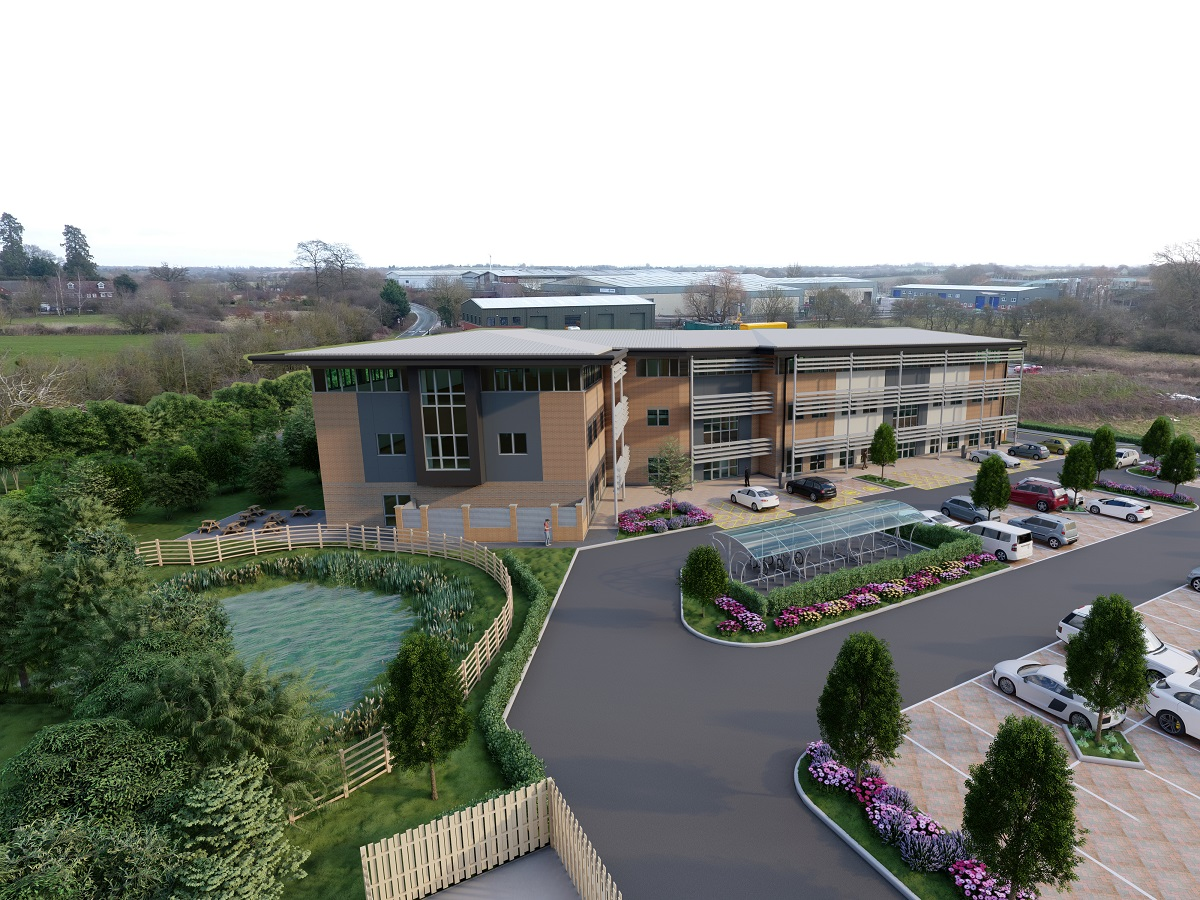 PLANNING APPROVAL SECURED FOR NEW BUSINESS PARK NEXT TO WORCESTERSHIRE PARKWAY