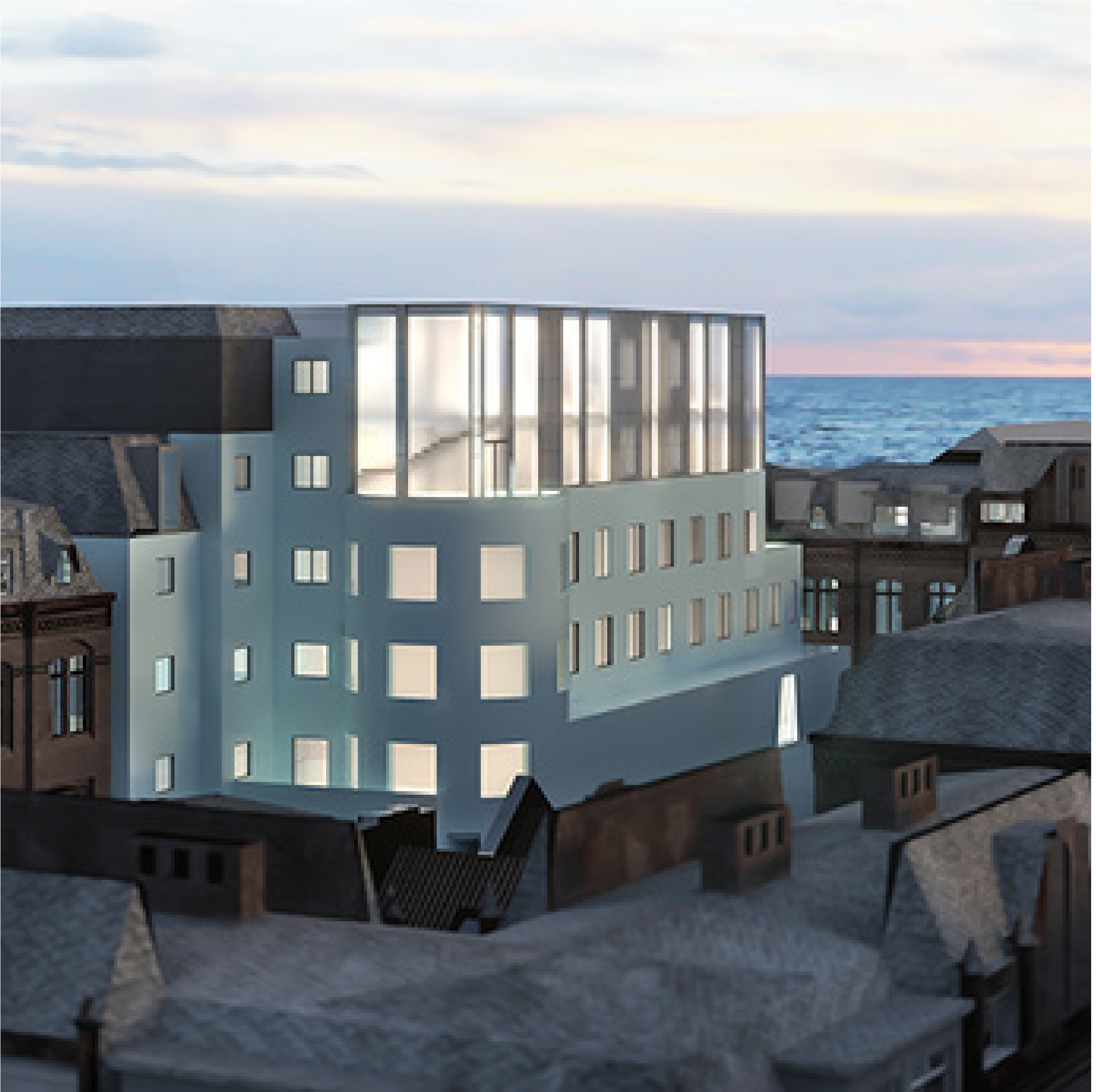 Swimwear, lingerie and clothing brand, Pour Moi, commences fit-out to luxury new offices in Brighton