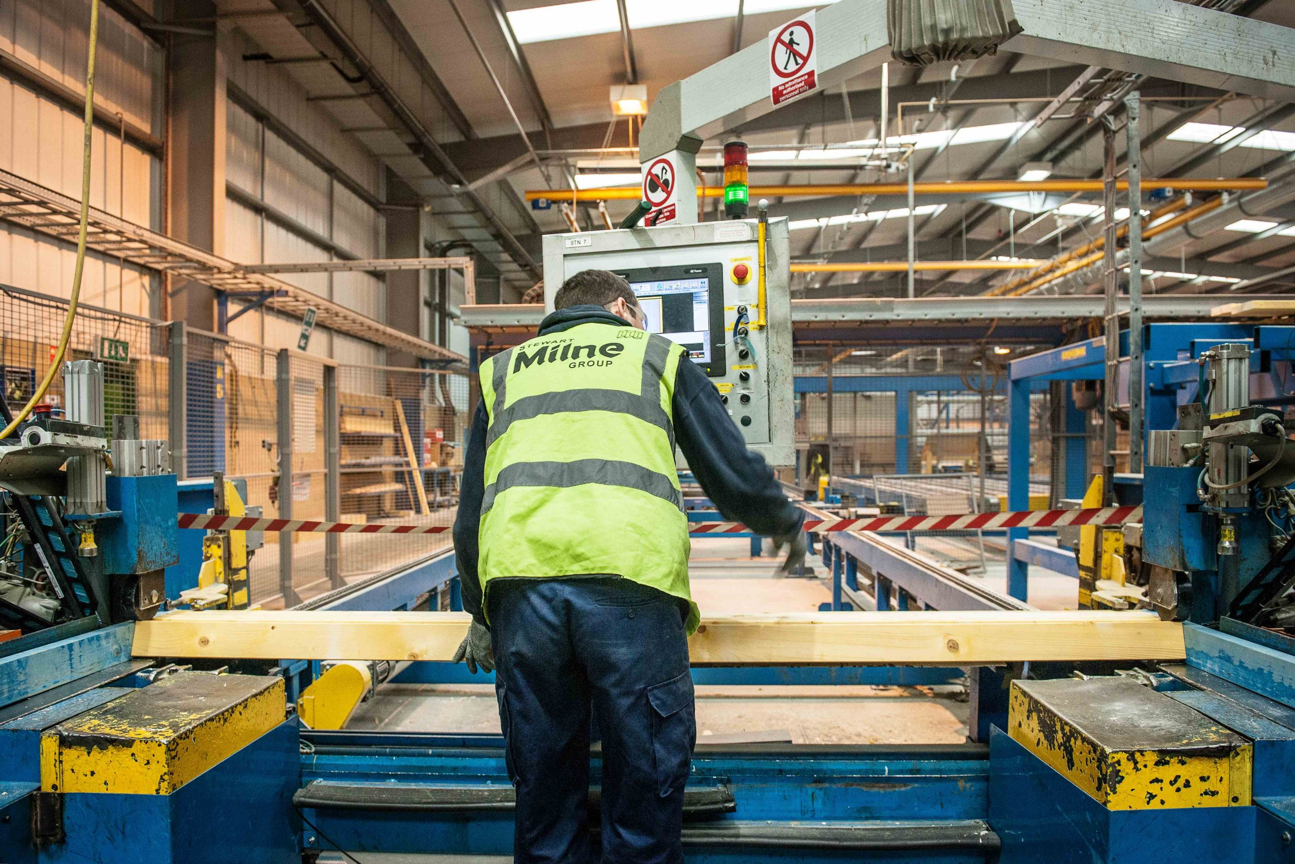 Stewart Milne Group divests timber systems business to invest in growing housebuilding in Scotland and North-west England