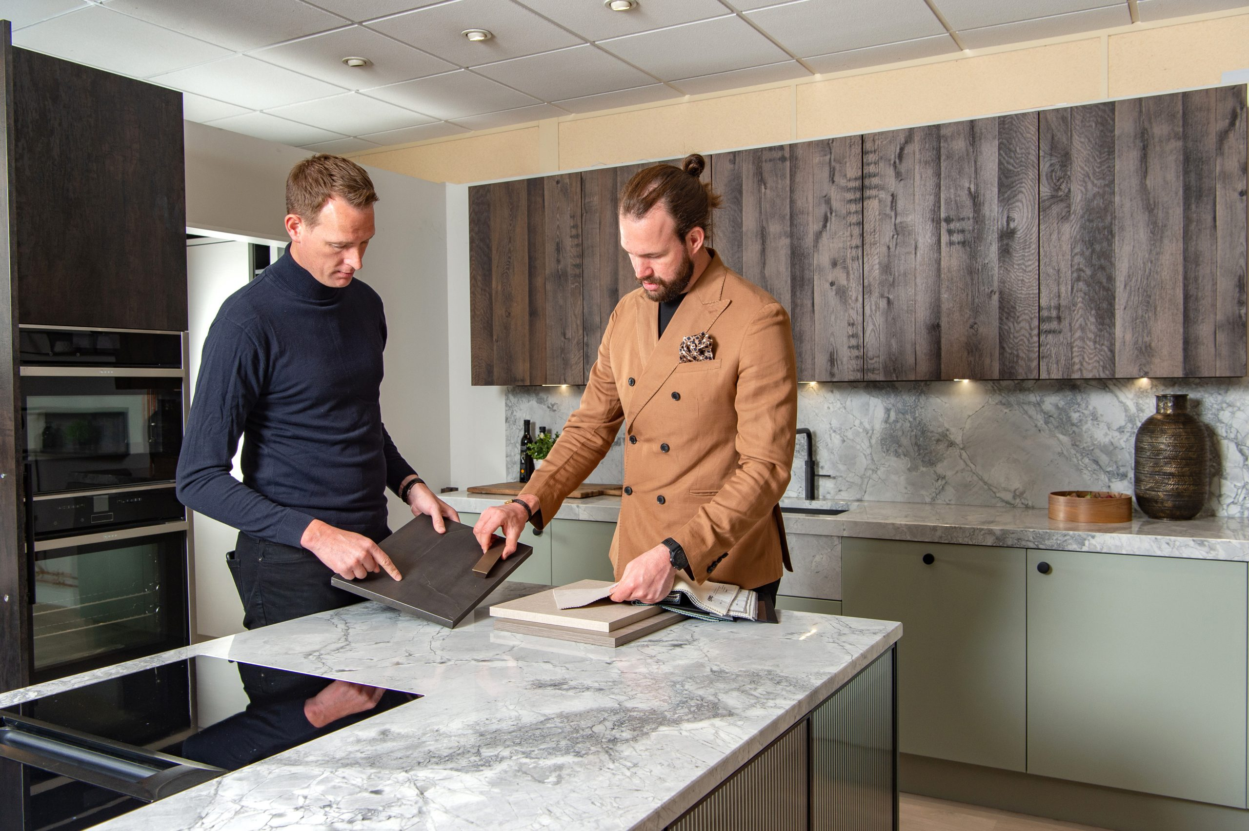 Winner of BBC Interior Design Masters Partners with Daval Furniture