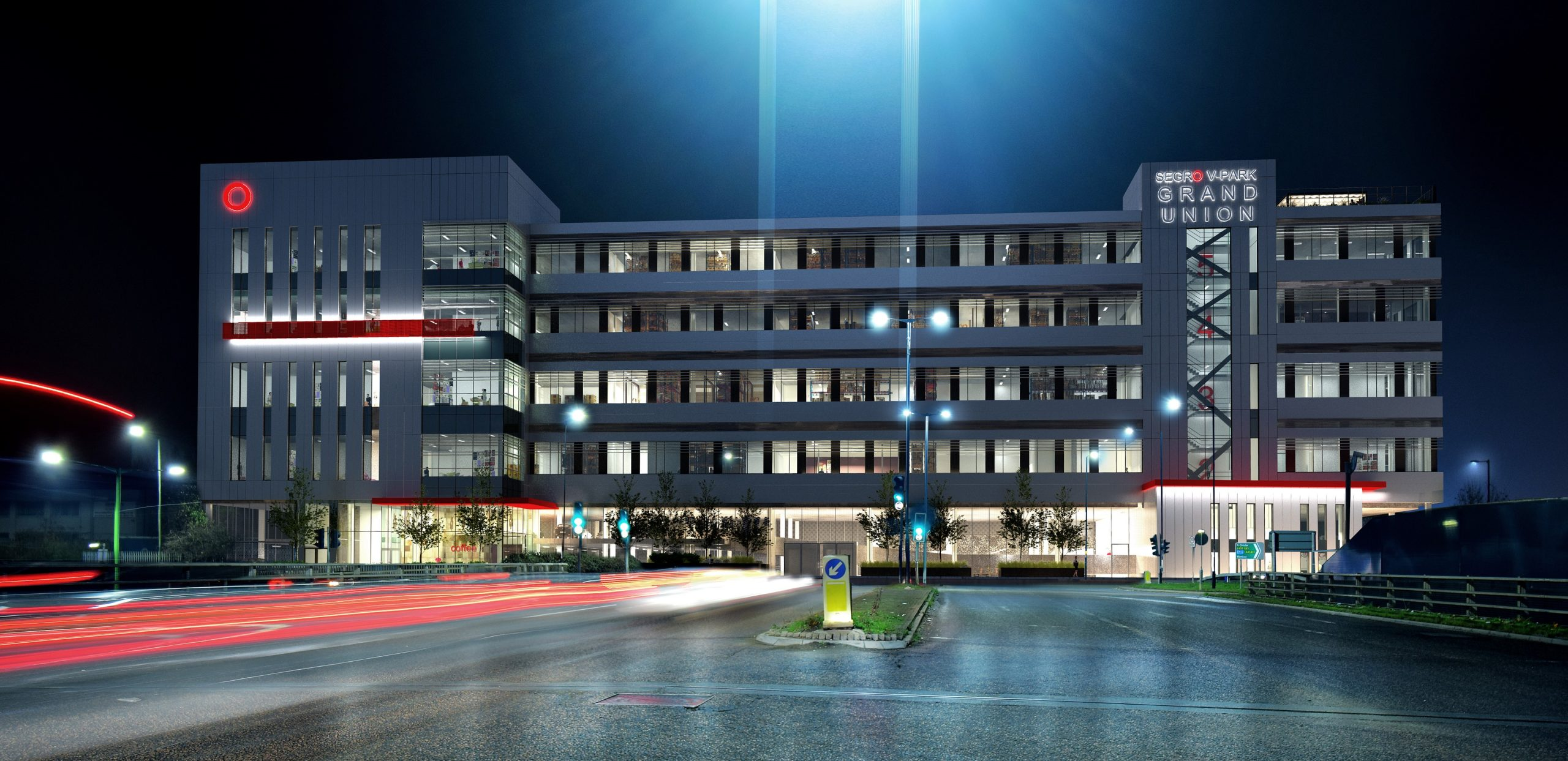 St George and SEGRO enter JV to deliver their first UK multi-storey industrial development in the London Borough of Brent