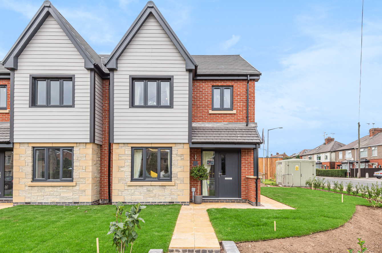 Taggart Homes Unveils Show Homes at Forest Park