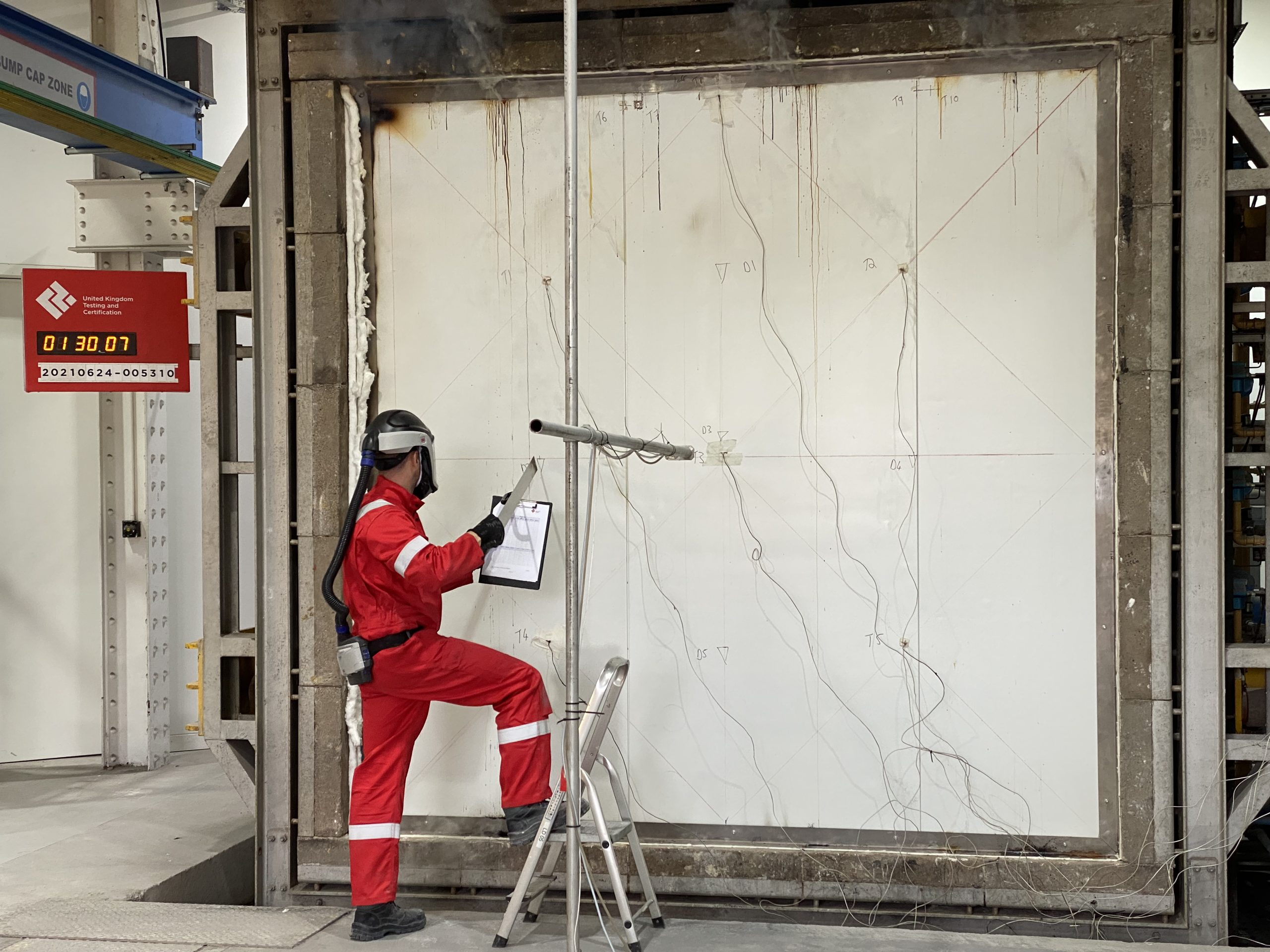 Security composite panel specialist set for further growth after successful test of new range