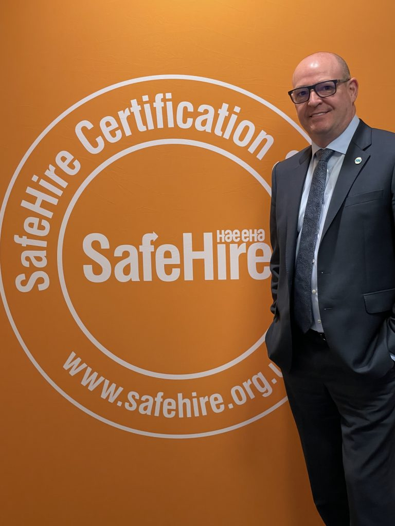 HAE SHOWCASES NEW SAFETY ALLIANCE AT SAFETY IN CONSTRUCTION SHOW