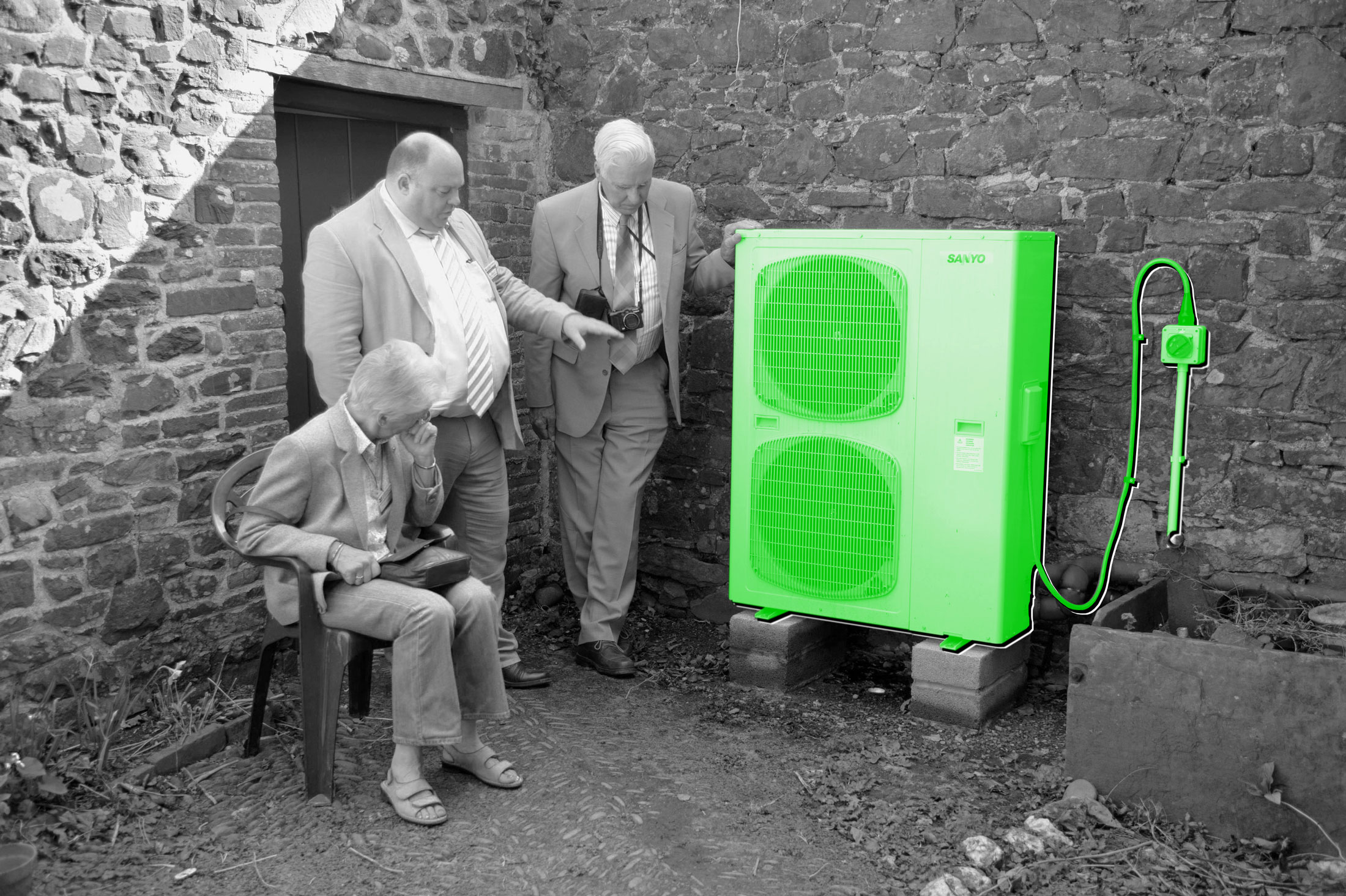 Construction sector urged to 'step-up' in race to adopt greener heating solutions