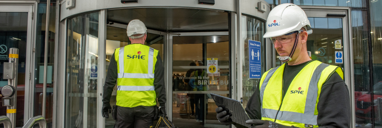 SPIE Secures fire systems maintenance win with University of Ulster