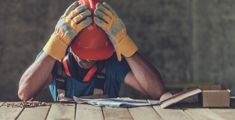 World Mental Health Day: Expert gives advice as HALF of UK tradespeople experience mental health problems