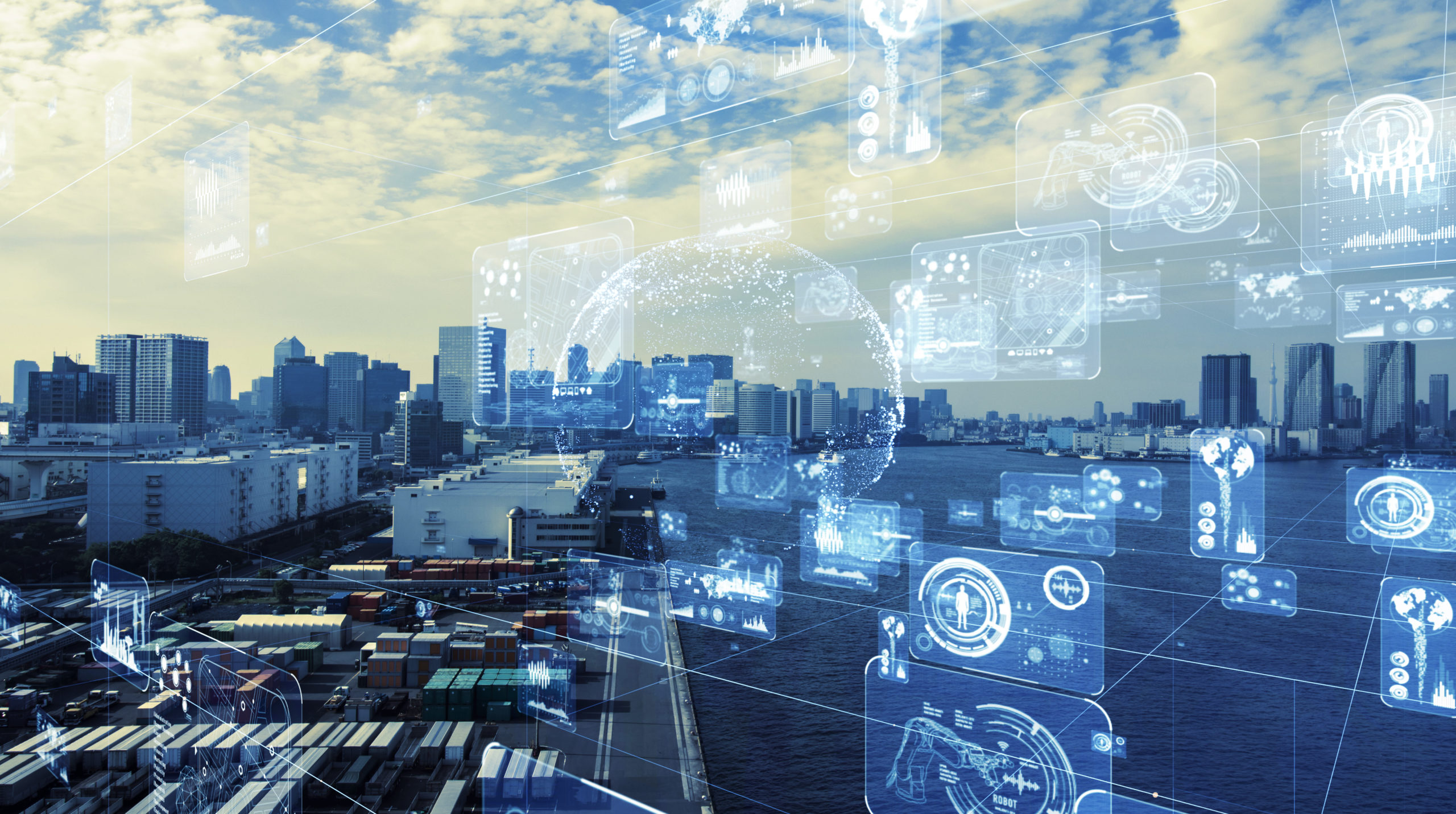 Improve the Performance of the Supply Chain Using Technology