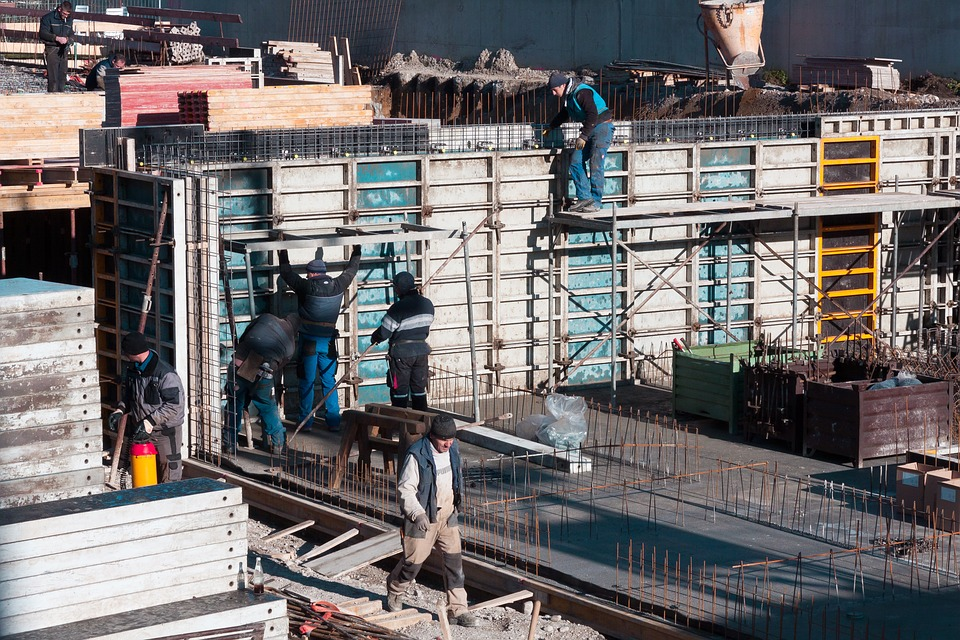 Things to Consider When Choosing Concrete Formwork for Construction