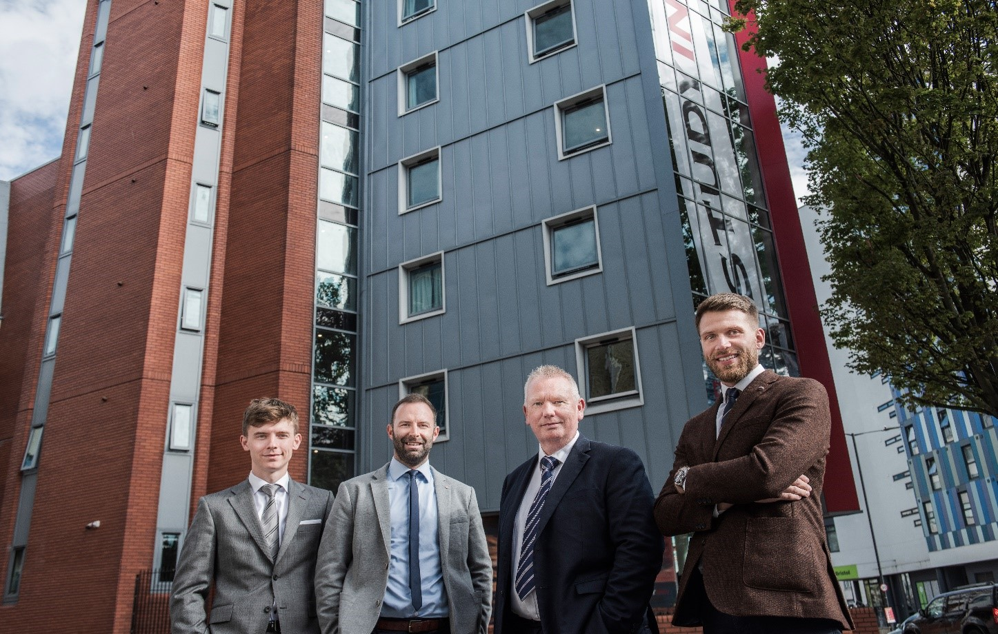 STUDY INN ADDS MD OF DEVELOPMENTS TO ITS SENIOR MANAGEMENT BOARD