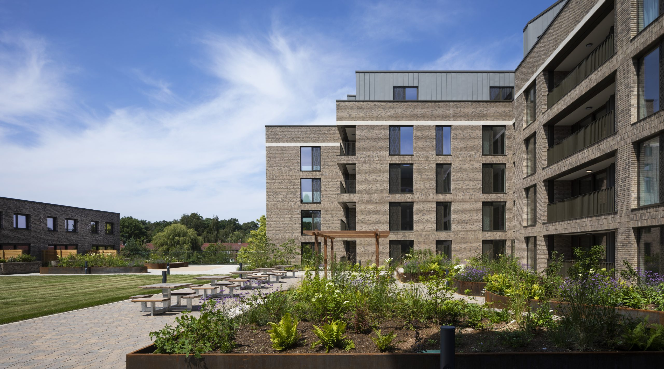 First phase of £350m regeneration project in Woking completes