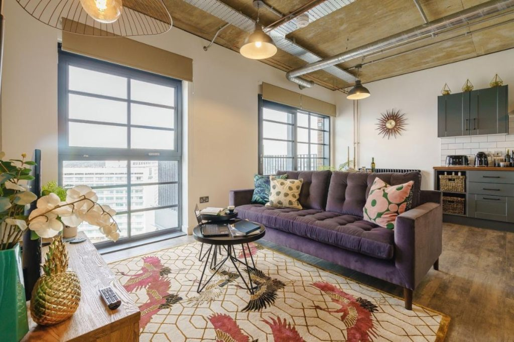 Get Comfortable in Quintain Living's Cosy Apartments